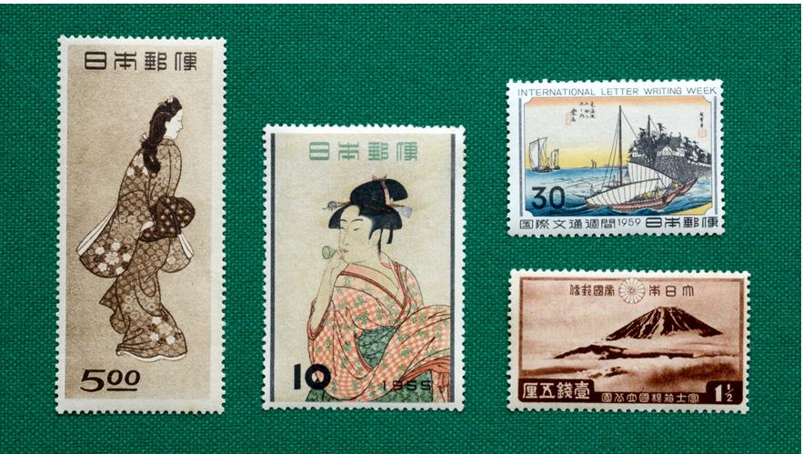 シリーズ・特殊切手