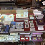 あべのハルカス古銭切手売場